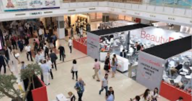 Leading cosmetics exhibition